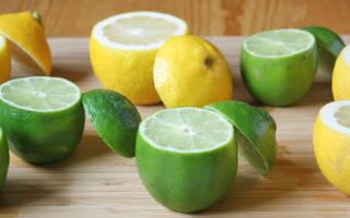 Лимон при аллергии