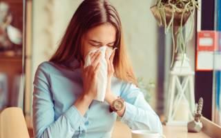 Как проявляется аллергическая реакция