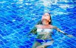 Насморк после бассейна