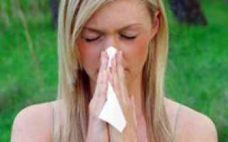 Аллергия почему она возникает