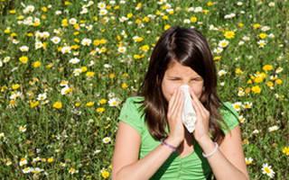 Может ли аллергия давать температуру
