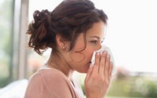 Плохо дышит нос насморка нет