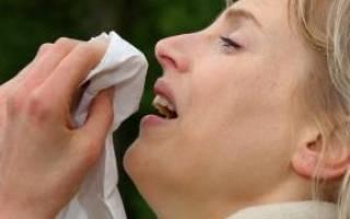 Климакс и аллергия