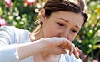 Аллергический конъюнктивит и ринит
