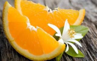 Аллергия на апельсиновый сок
