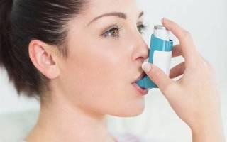 Как определить астму