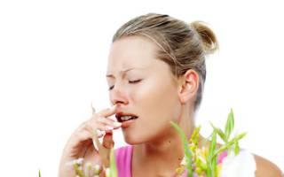 Как отличить аллергию