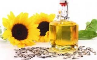 Аллергия на подсолнечное масло