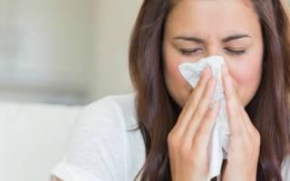 Аллергия через сколько проходит