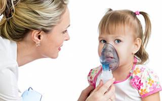 Небулайзер при аллергическом рините