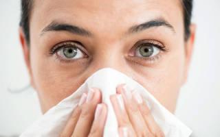 Как избавиться от щекотания в носу