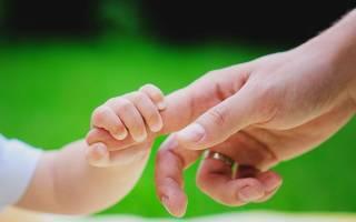 Красная сыпь на ладошках у ребенка
