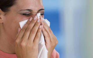 Аллергия хроническая