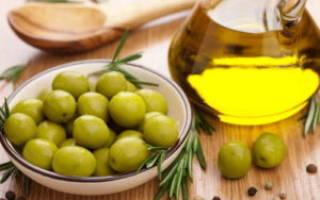 Оливковое масло аллергия