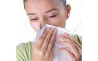 Непонятно на что аллергия