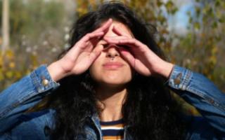 Аллергия слезятся глаза