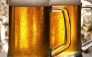 Может ли быть кашель от пива