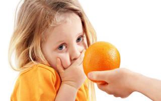 Аллергия у ребенка на лице