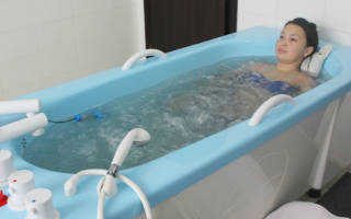 Какие ванны принимать при псориазе