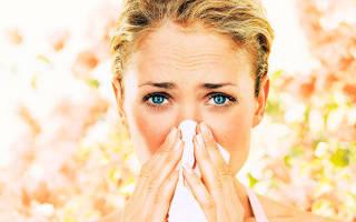 Лечение аллергической реакции на глазах