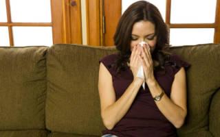 Лекарство от аллергии на пыль