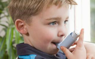 Бронхоспазм при аллергии вызывают