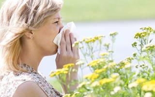 Продукты противопоказанные при аллергии