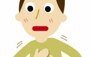 Бронхиальная астма затруднен вдох или выдох
