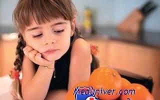 Что можно есть ребенку при аллергии