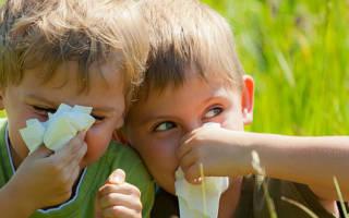 Аллергия у детей чем лечить