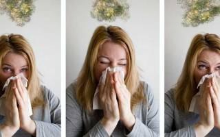 Как проявляется аллергия на плесень
