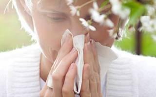 Аллергическая реакция на постельное белье